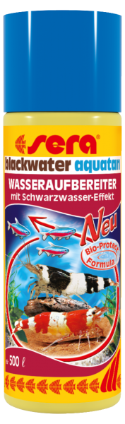 Sera Blackwater Aquatan 100ml